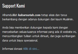 donasi dakwah